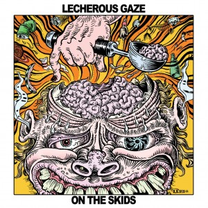cover Lecherous Gaze On The Skids