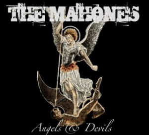 The Mahones-Angels and devils-Front