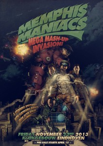 Memphis Maniacs poster