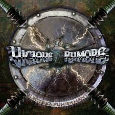 cover vicious rumors electric punishment