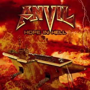 ANVIL Hope in Hell PRINT