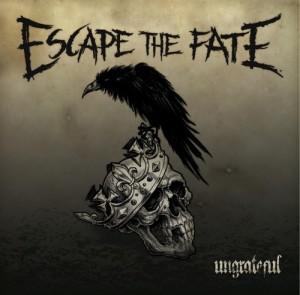 cover Escape The Fate Ungrateful