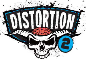 Logo Distortion #2