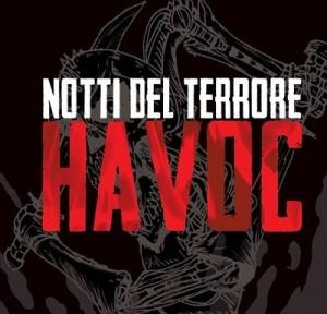 cover Notti Del Terrore - Havoc