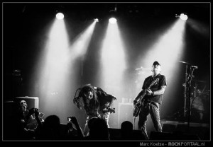 Karma to Burn - W2 (Den Bosch) 26/10/2013