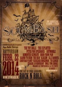 ScumBash poster