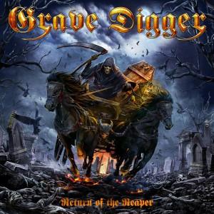 553_GraveDigger_Return of the Reaper Cover
