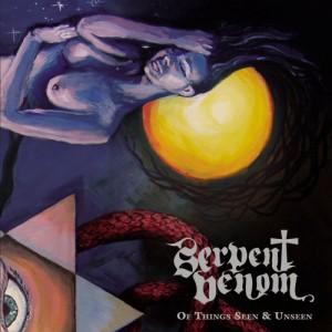 Serpent Venom front