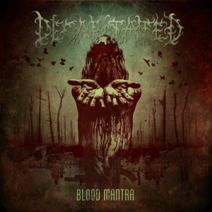 Decapitated - Blood Mantra - Artwork