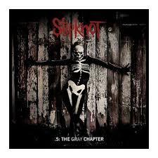 cover slipknot 5 the gray chapter