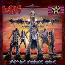 cover lordi scare force one