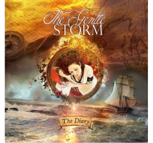 cover the gentle storm the diary