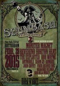 ScumBash #2 poster