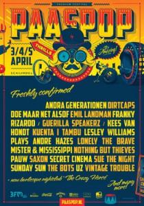Poster Paaspop