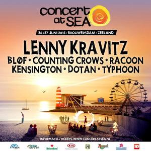 Concert At Sea 2015
