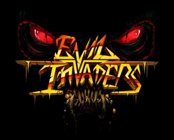 Evil Invaders logo 2014