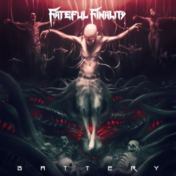 Fateful Finality Battery Print
