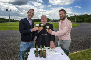 Ondertekening sponsorcontract Brand Bier en Pinkpop 2