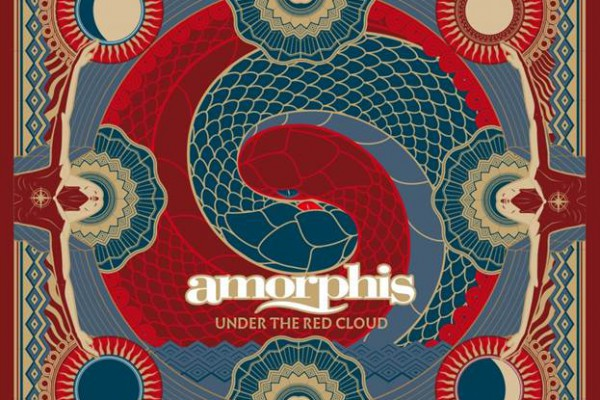cover Amorphis under the red cloud