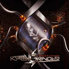 cover kyrbgrinder chronicles of a dark machine
