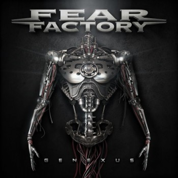 Fear Factory - Genexus - Artwork (2)