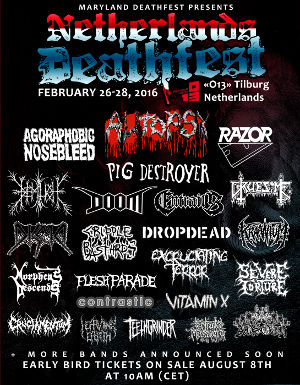Netherlands Deathfest