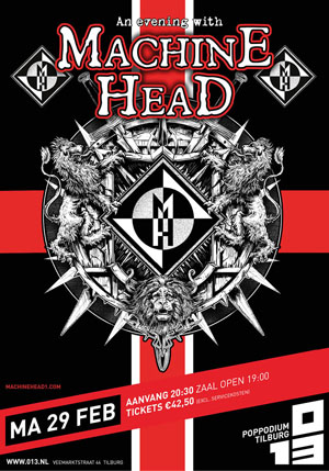 013 - Machine Head