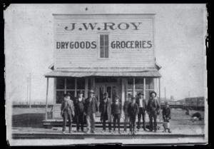 JWROY-Dry Goods & Groceries