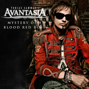 cover Avantasia___Mystery_Of_A_Blood_Red_Rose__Single_