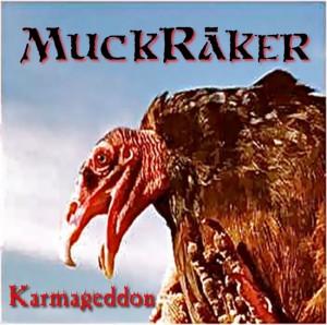 Karmageddon front cover macron