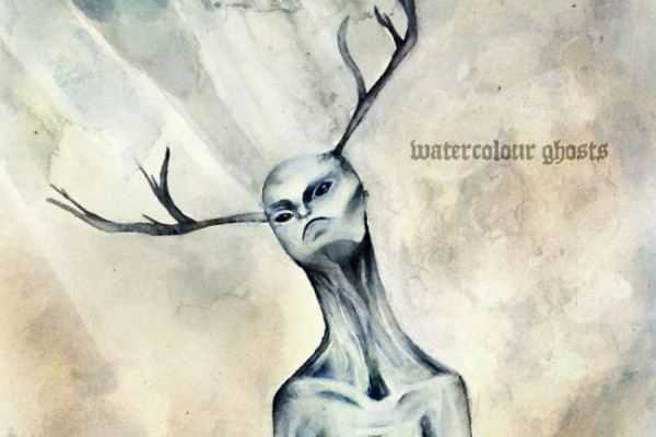 Watercolour Ghosts - Cover
