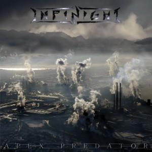 cover Infinight apex predator