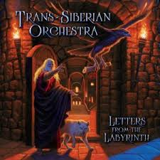 cover TSO Letters from the labyrinth