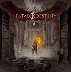 Fatal Destiny Artwork Palindromia