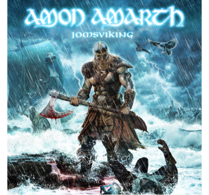 cover Amon Amarth Jomsviking