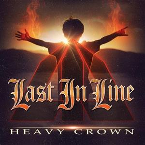 Last In Line - Heavy Crown cover