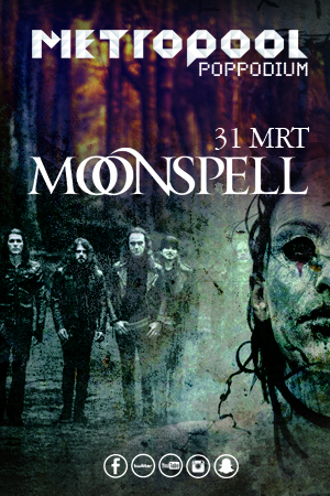 Metropool - Moonspell