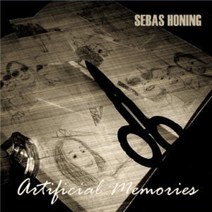 Sebas Honing - Artificial Memories cover
