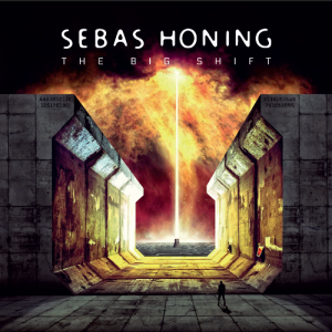 Sebas Honing - The Big Shift cover