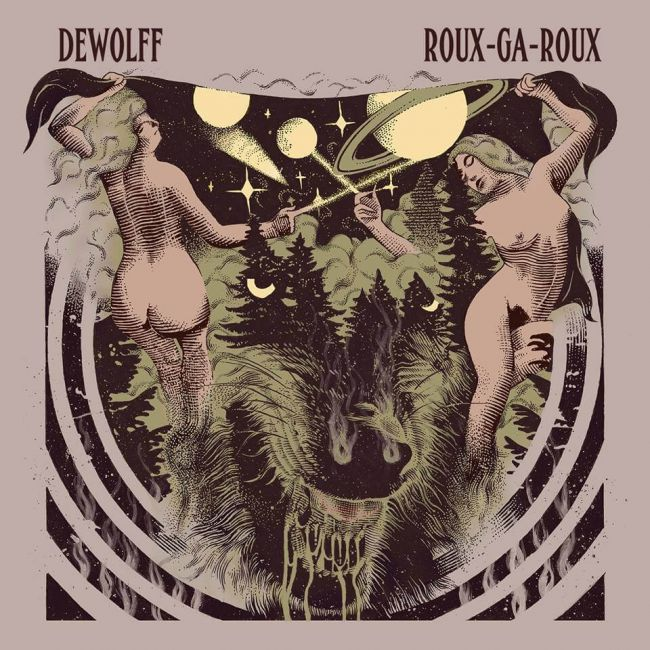 Dewolff - Roux