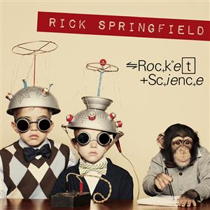 Rick Springfield - Rocket Science cover