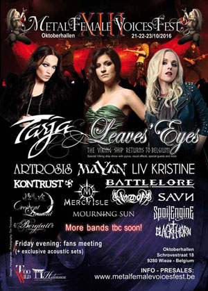 Metal Female Voices Fest