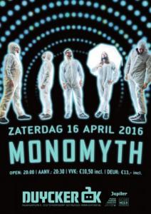 A3 Poster - Monomyth