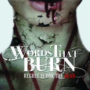 Words That Burn - Album Cover 15.02.16