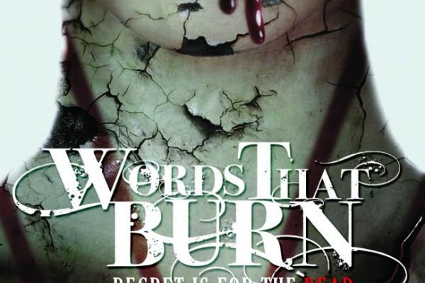 Words That Burn - Album Cover 15.02.16