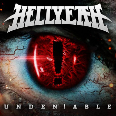 cover Hellyeah Undeniable