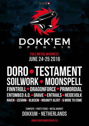 Dokk\'em open air 2016