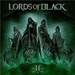 Lords Of Black - II cover
