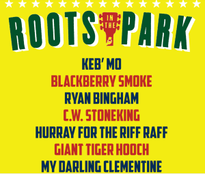 Roots In The Park 2016