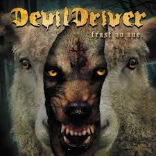 cover devildriver trust no one